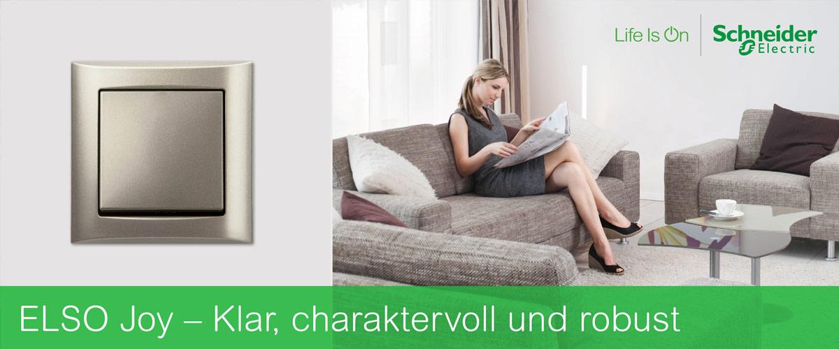 Elso Joy Schalter Programm | elektromax24