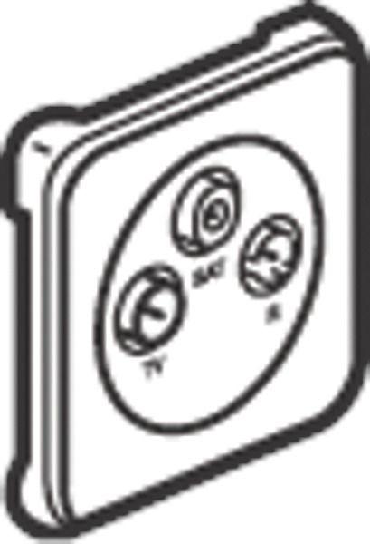 Legrand 775789 Antennensteckdose
