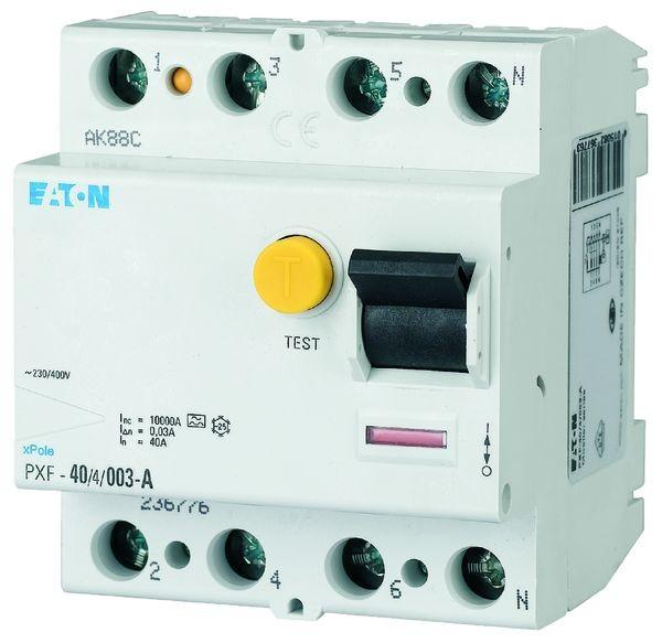 Legrand 411764 TX3 FI-Schutzschalter FI-Schalter 25A 4P 30mA A  4-polig TX3 TypA