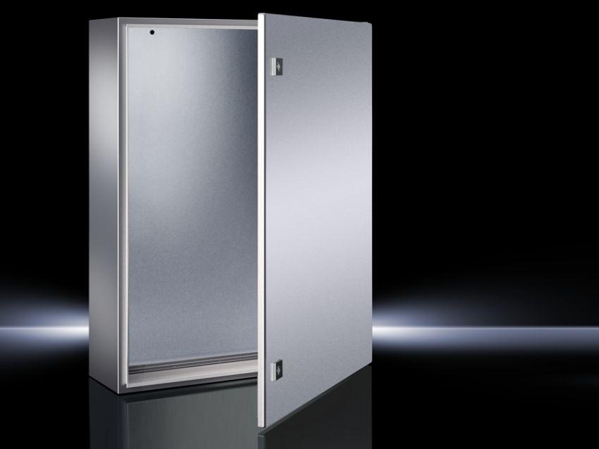 rittal kompakt schaltschrank edelstahl 1007600 elektromax24. Black Bedroom Furniture Sets. Home Design Ideas