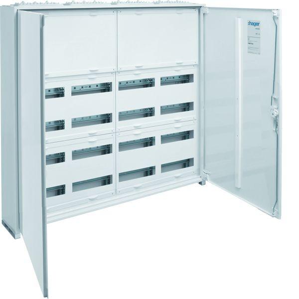 hager feldverteiler ap ip44 skii 950x1050x160mm 192pl fwb64n elektromax24. Black Bedroom Furniture Sets. Home Design Ideas