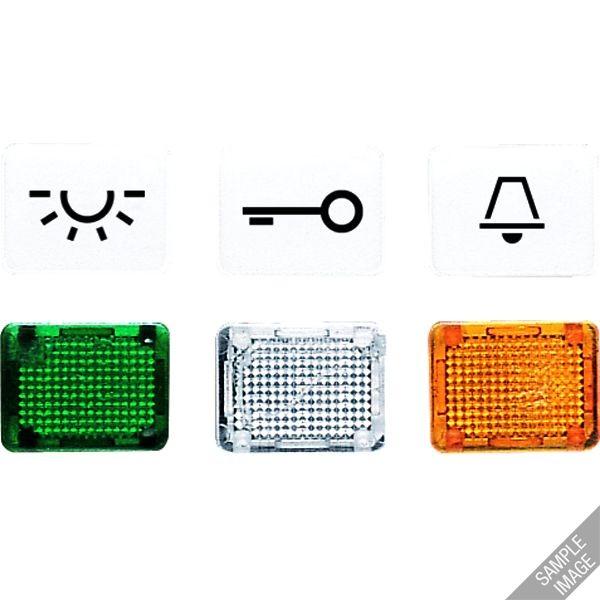 Jung Symbol Licht für Abdeckungen Wippen und Taster 33 L | elektromax24