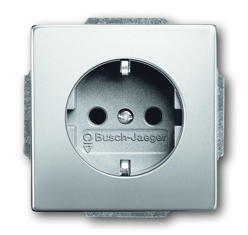 Bekannt Busch-Jaeger pur edelstahl | elektromax24 HS16